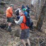 AT Hike Southbound toward Springer